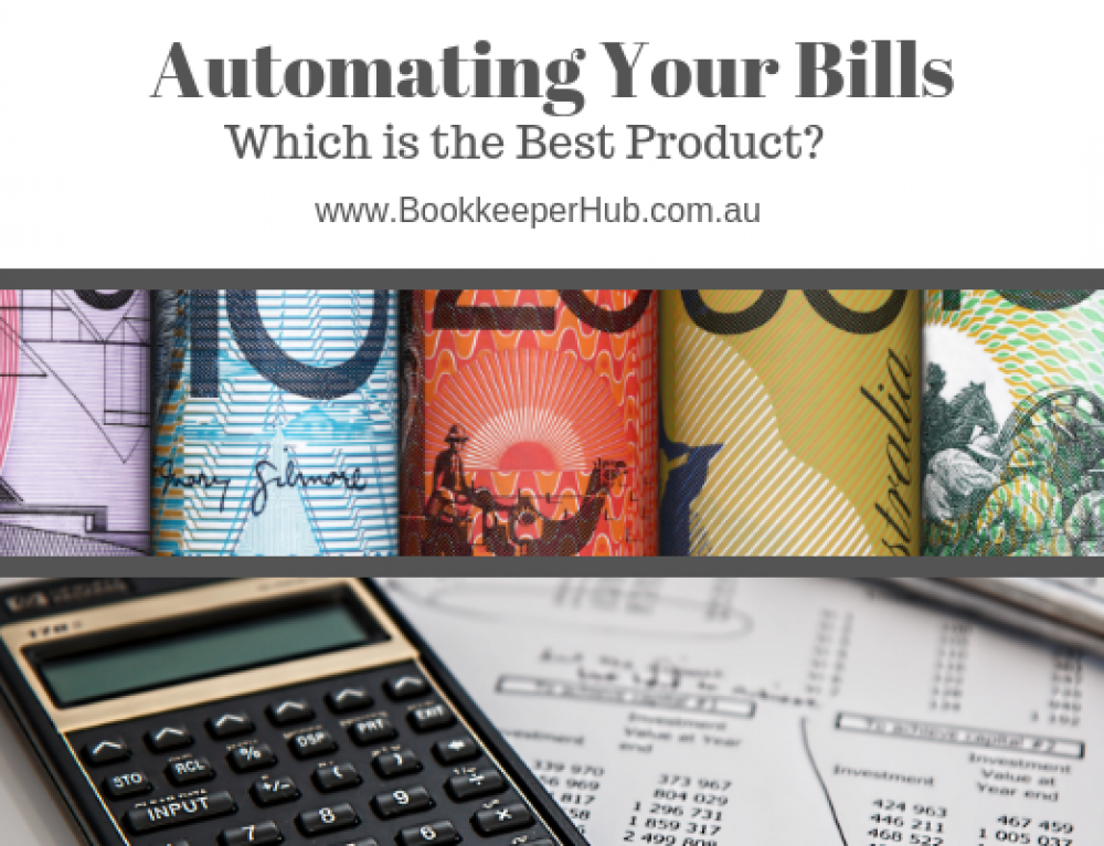 Bill Automation – Which is the Best Product?