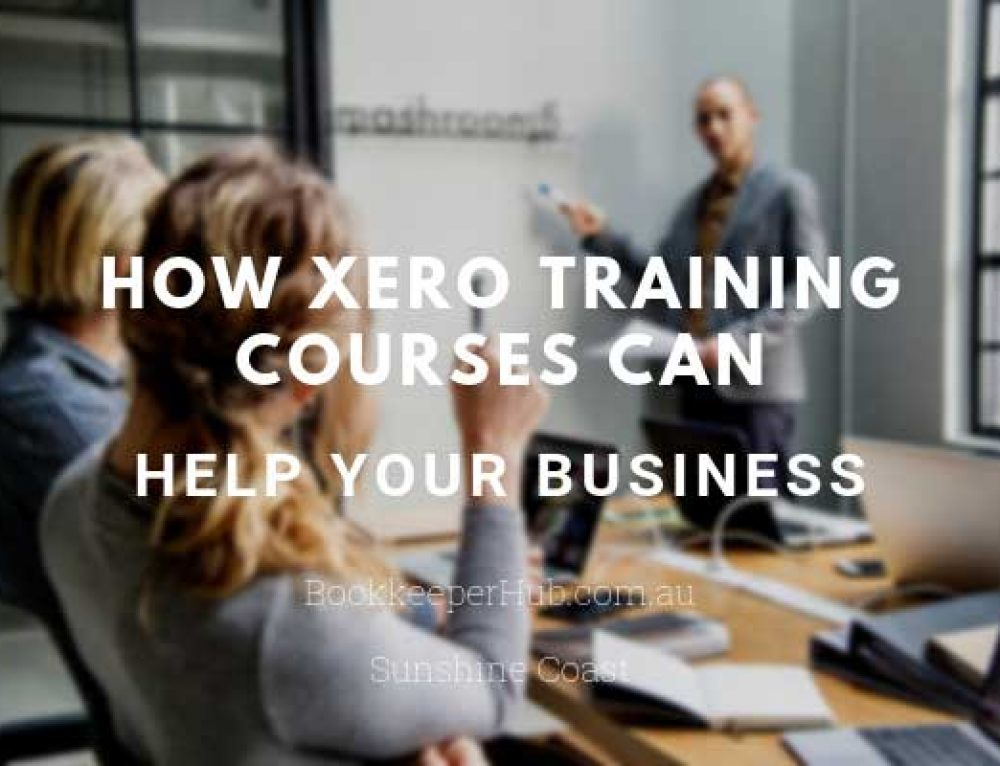 How Xero Training Courses can Help Your Business