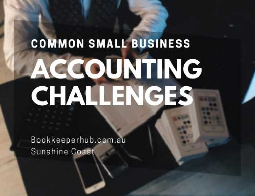 Common Small Business Accounting Challenges