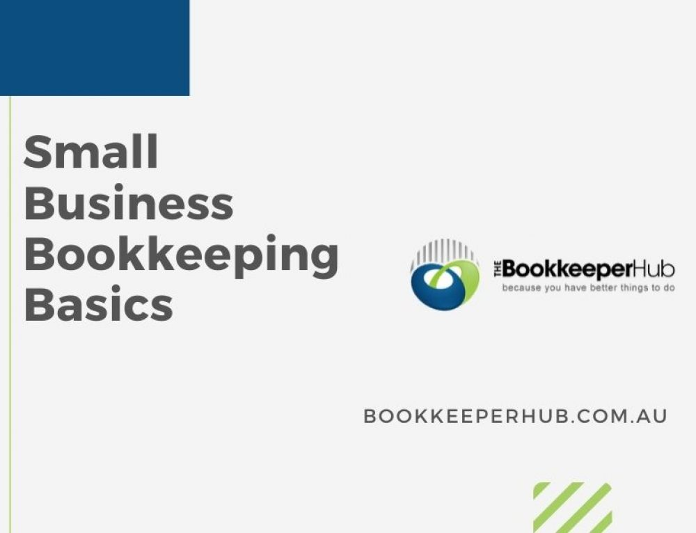 Small Business Bookkeeping Basics